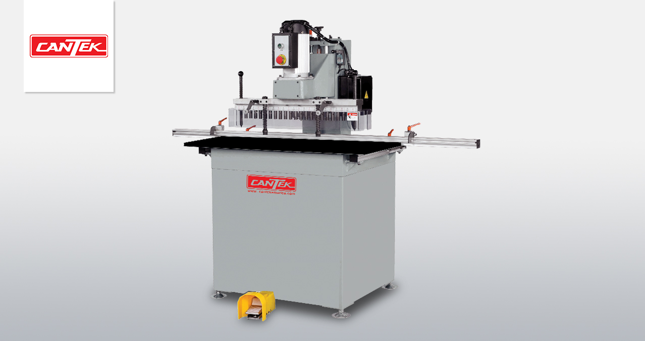 Cantek JB21P Line Boring Machine